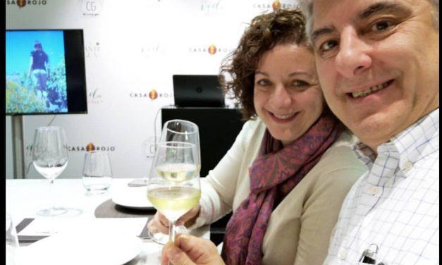 Queijos e vinhos espanhóis em uma noite de descobertas