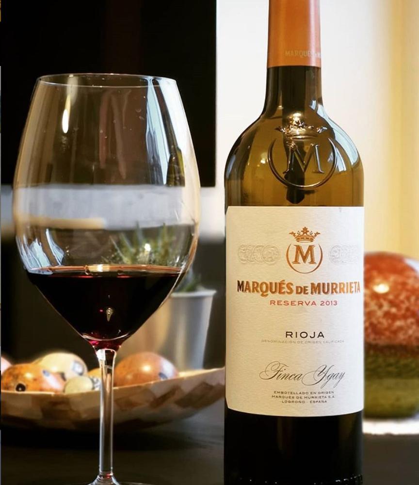 Marqués de Murrieta Reserva 2013 - Viva o Vinho