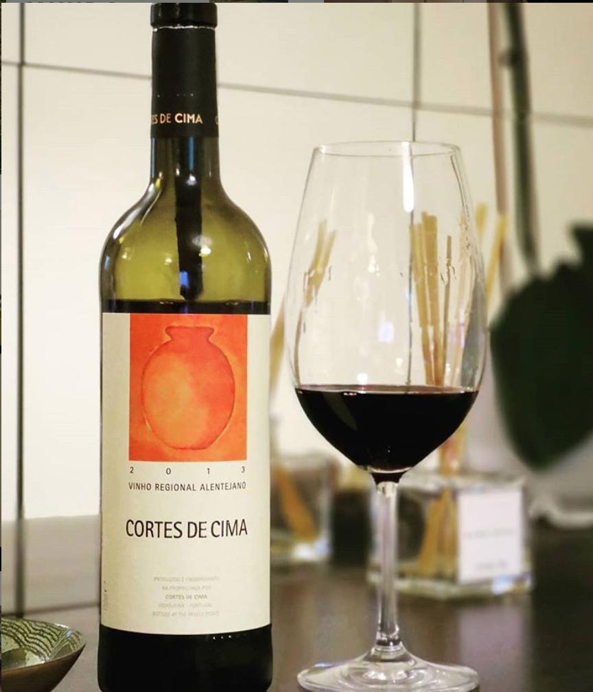 Cortes de Cima 2013 - Viva o Vinho