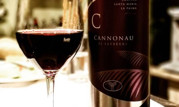 Cantina Santa Maria La Palma. Cannonau Di Sardegna 2014