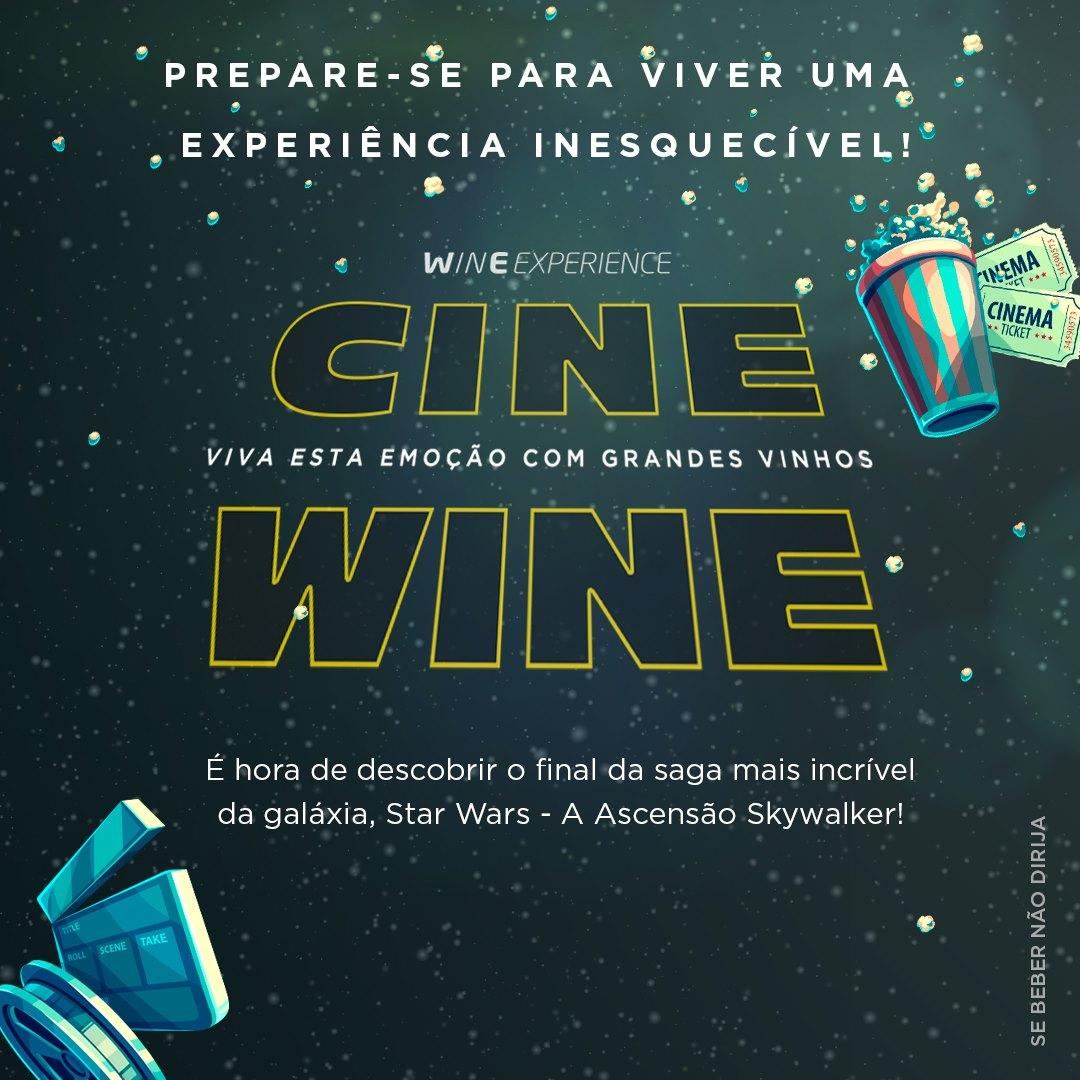 Cine Wine - Wine