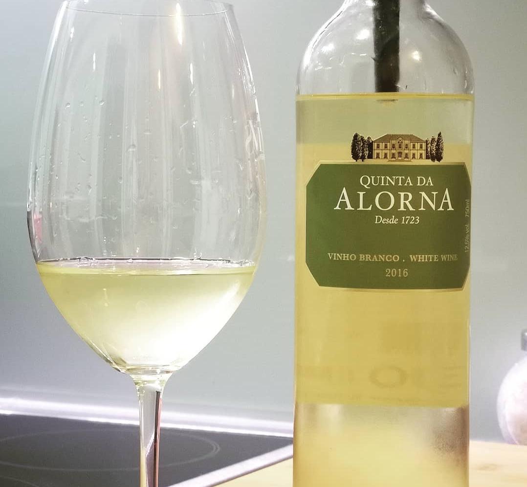 Quinta da Alorna Branco 2016 - Viva o Vinho