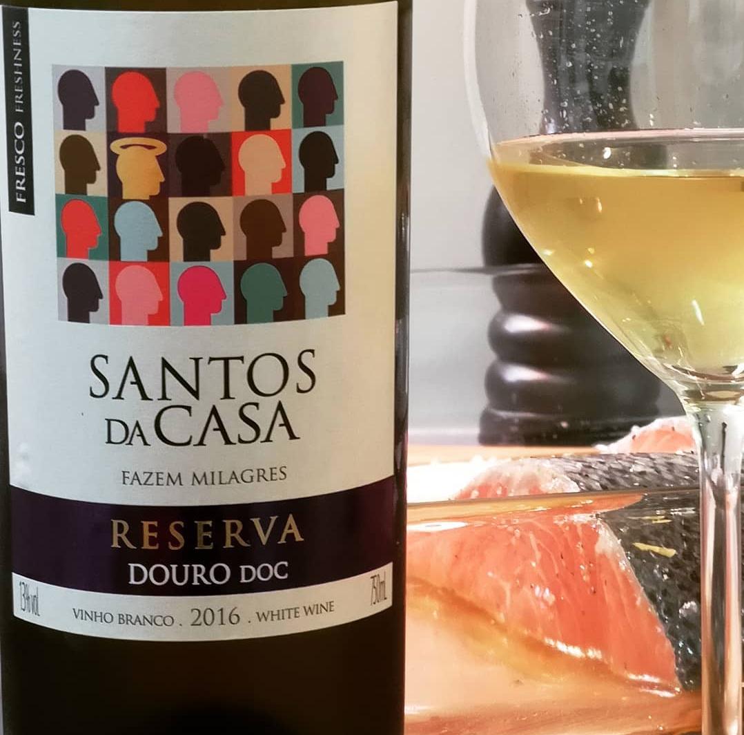 Santos da Casa Reserva 2016 - Viva o Vinho