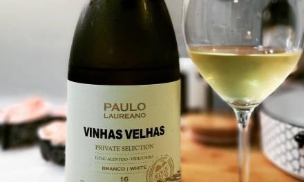 Paulo Laureano Vinhas Velhas Private Selection D.O.C. Alentejo Vidigueira 2016