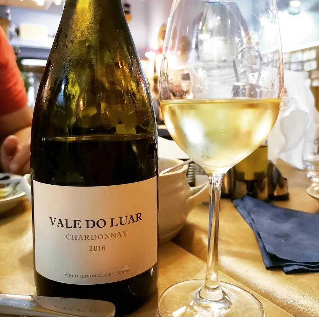 Vale do Luar Chardonnay 2016 - Viva o Vinho