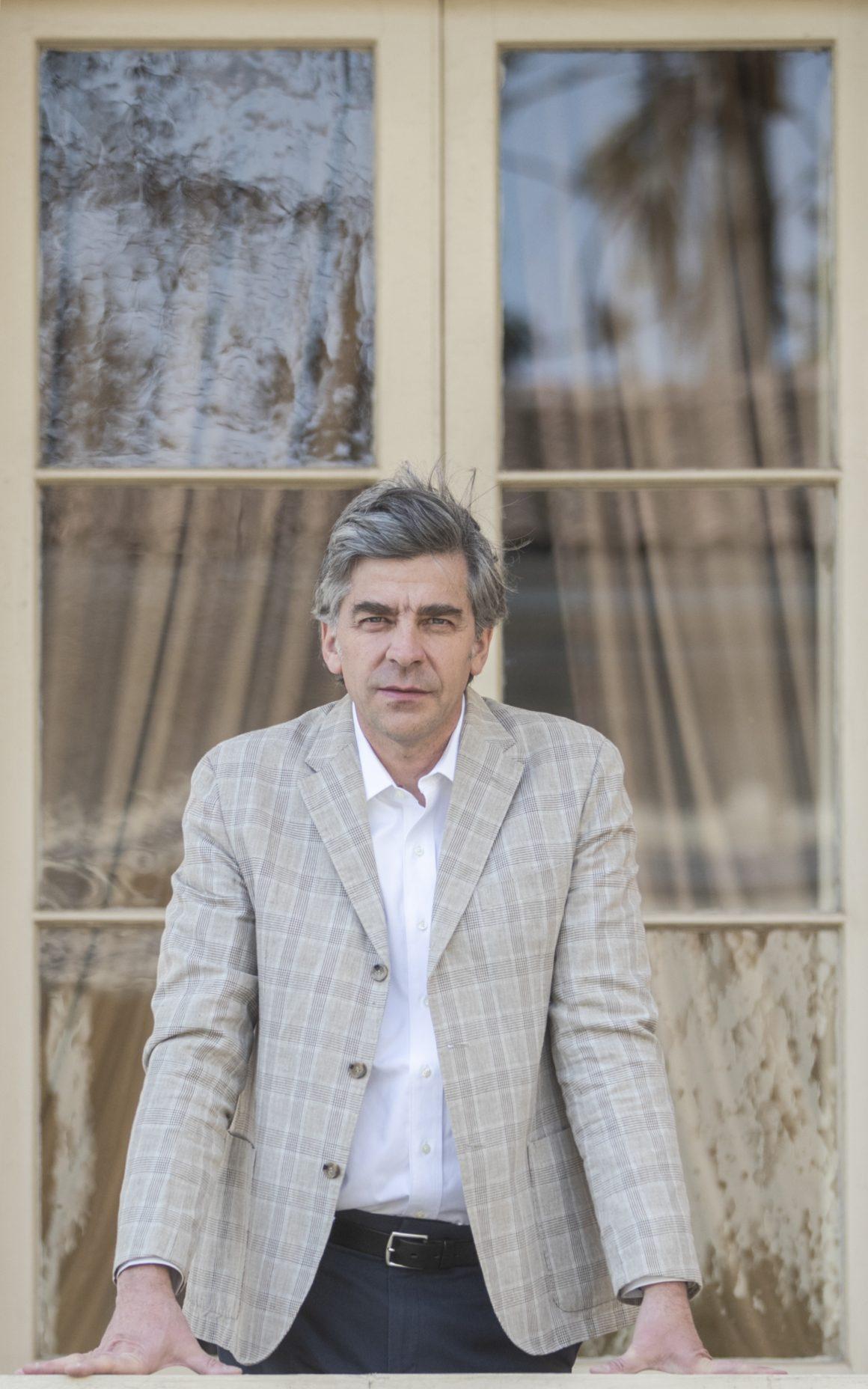 Enrique Tirado, CEO e enólogo da Vinícola Don Melchor