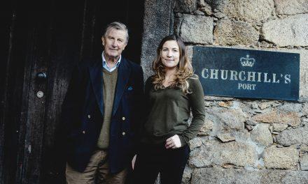 Churchill's recebe nova geração com Zoe Graham
