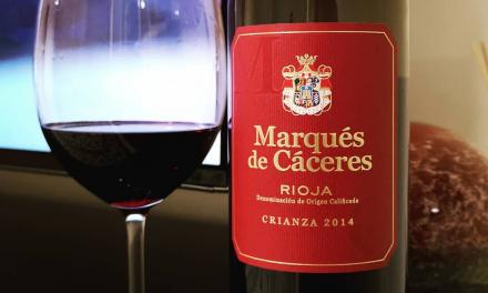 Marques de Cáceres Crianza 2014